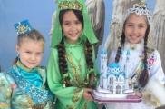 10 яшьлек Сәйдә Little miss World 2016 фестивалендә принцесса титулын алган