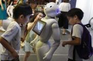 Япониядә робот-гуманоидны мәктәпкә укырга кабул иткәннәр!