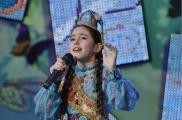 Сәидә Мөхәммәтҗанова - TürkVizyon балалар бәйгесендә!