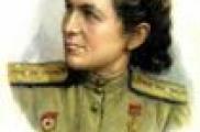 Советлар Союзы Герое Мәгүбә Сыртланова