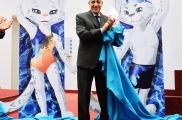 Кар Барсы 2015 елда Казанда узачак су спорты төрләре буенча XVI дөнья чемпионаты символы булырга мөмкин