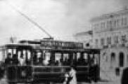 Камал театры сәхнәсендә трамвай...