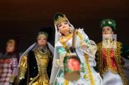 Балалар бакчаларына иң күп сатыла торган татар китаплары һәм милли уенчыклары тапшырылды