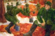 """""""Ватан сагында"""" исеме астында II нче Республикакүләм рәсем конкурсы үткәрелә"""