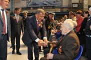 Бөек Ватан сугышында Җиңүнең 71 еллыгы уңаеннан ТР Президенты Р.Н. Миңнеханов мөрәҗәгате