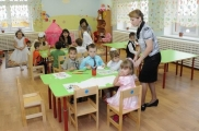 Владимир татарлары Тукай теленә балалар бакчасыннан ук өйрәнә