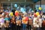 Яңа Чишмәдә 37 балага мәктәп кирәк-яраклары белән букчалар тапшырылды