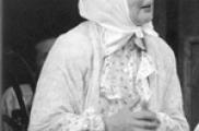 Г. Камал театры. «Әни килде». Икенче куелыш (1999). Ана – Наилә Гәрәева.
