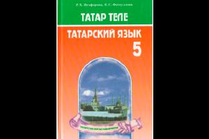 Татар теленнән өстәмә сәгатькә эш программасы